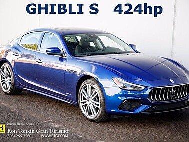 2020 Maserati Ghibli S for sale 101399321