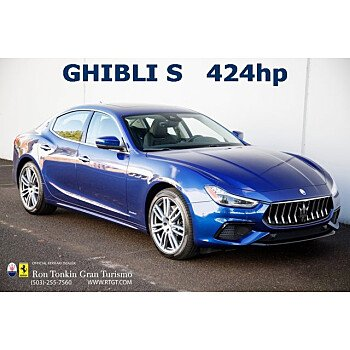2020 Maserati Ghibli S for sale 101399321