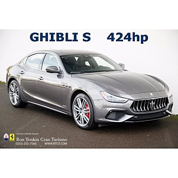 2020 Maserati Ghibli S for sale 101399322