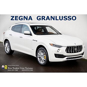 2020 Maserati Levante GranLusso for sale 101381210