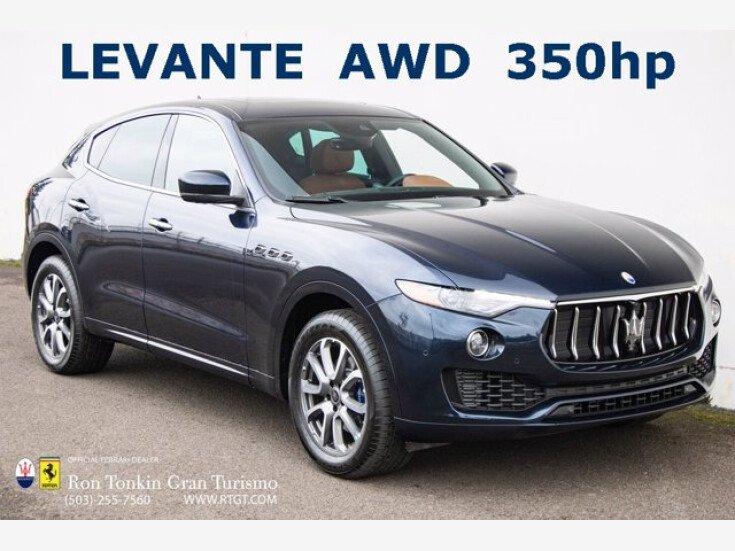 2020 Maserati Levante for sale 101386160
