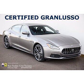 2020 Maserati Quattroporte S for sale 101475635