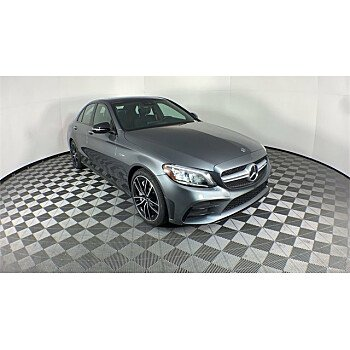 2020 Mercedes-Benz C43 AMG 4MATIC Sedan for sale 101236618