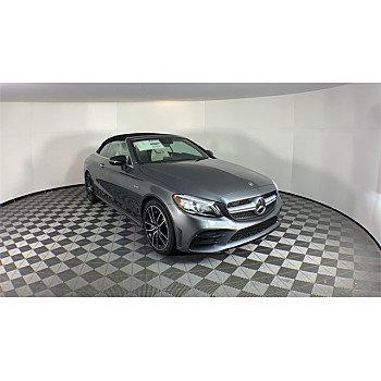 2020 Mercedes-Benz C43 AMG 4MATIC Cabriolet for sale 101243628