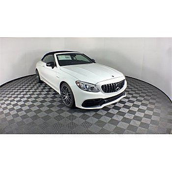 2020 Mercedes-Benz C63 AMG Cabriolet for sale 101234483