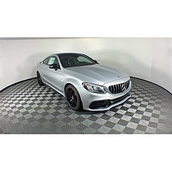 2020 Mercedes-Benz C63 AMG S Coupe for sale 101235125