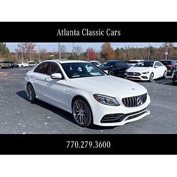 2020 Mercedes-Benz C63 AMG S Sedan for sale 101241944