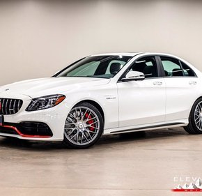 2020 Mercedes-Benz C63 AMG for sale 101415307