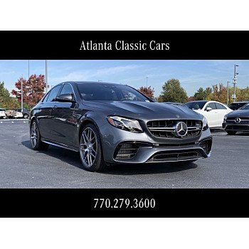 2020 Mercedes-Benz E53 AMG S 4MATIC Sedan for sale 101235528