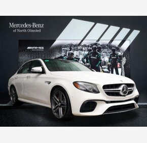2020 Mercedes-Benz E63 AMG for sale 101397233