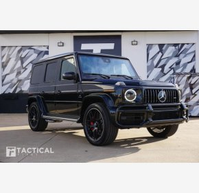 2020 Mercedes-Benz G63 AMG for sale 101244265