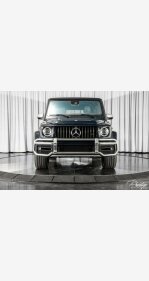2020 Mercedes-Benz G63 AMG for sale 101285691