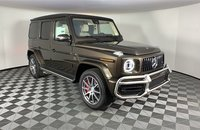 2020 Mercedes-Benz G63 AMG 4MATIC for sale 101293643