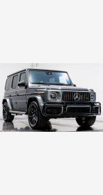 2020 Mercedes-Benz G63 AMG 4MATIC for sale 101306560