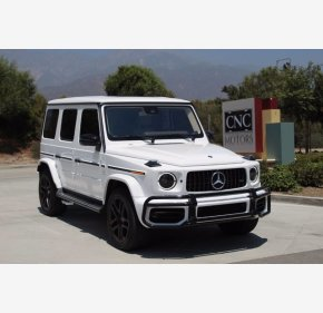 2020 Mercedes-Benz G63 AMG for sale 101360316