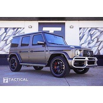 2020 Mercedes-Benz G63 AMG for sale 101431524