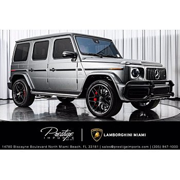 2020 Mercedes-Benz G63 AMG for sale 101462630