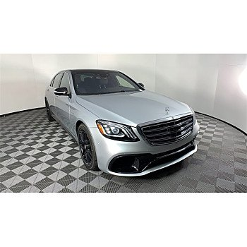 2020 Mercedes-Benz S63 AMG for sale 101299886