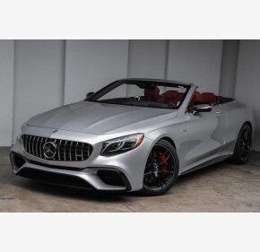 2020 Mercedes-Benz S63 AMG for sale 101353442