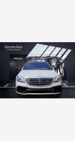 2020 Mercedes-Benz S63 AMG for sale 101397232