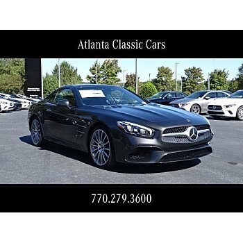 2020 Mercedes-Benz SL550 for sale 101224799