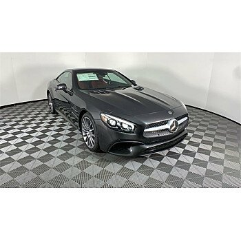 2020 Mercedes-Benz SL550 for sale 101260890