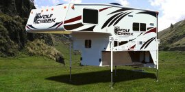 2020 Northwood Wolf Creek 840 specifications