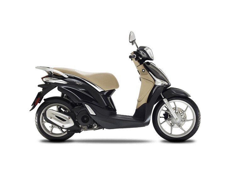 2020 Piaggio Liberty 150 specifications