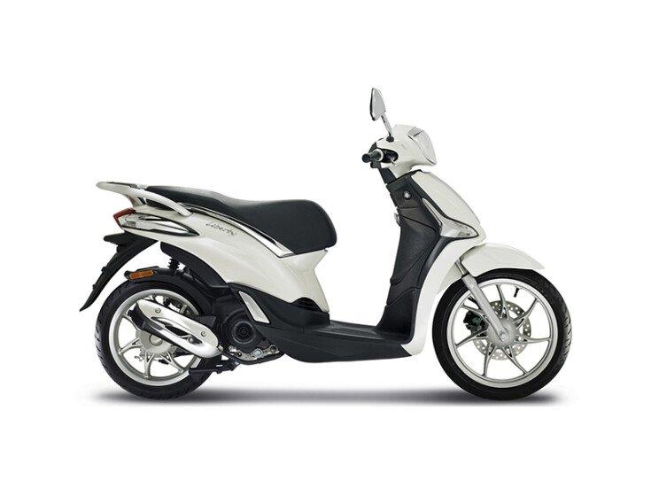 2020 Piaggio Liberty 50 specifications