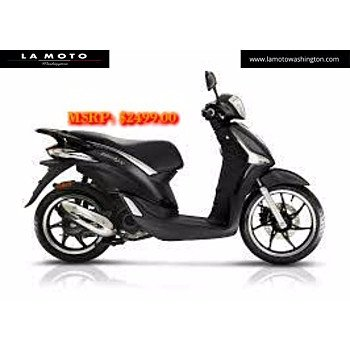 2020 Piaggio Liberty for sale 200848259