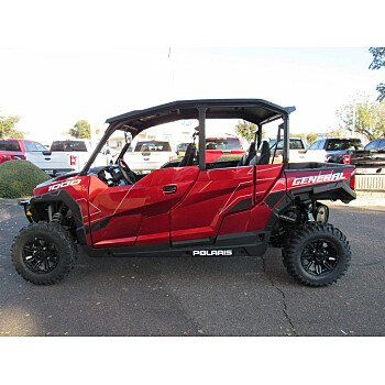 2020 Polaris General 4 1000 Deluxe Ride Command Package for sale 200851041