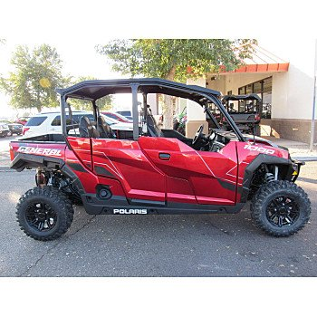 2020 Polaris General 4 1000 Deluxe Ride Command Package for sale 200881941