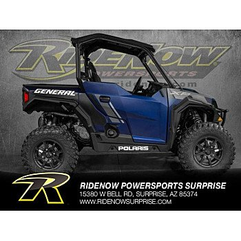 2020 Polaris General XP 1000 Deluxe Ride Command Package for sale 200932469