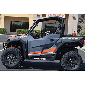 2020 Polaris General XP 1000 Deluxe Ride Command Package for sale 200934549