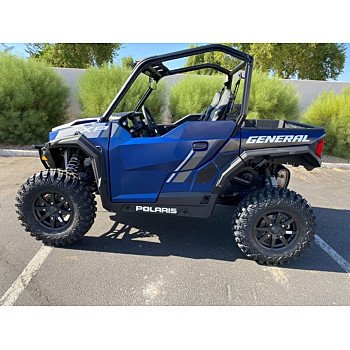 2020 Polaris General XP 1000 Deluxe Ride Command Package for sale 200941663