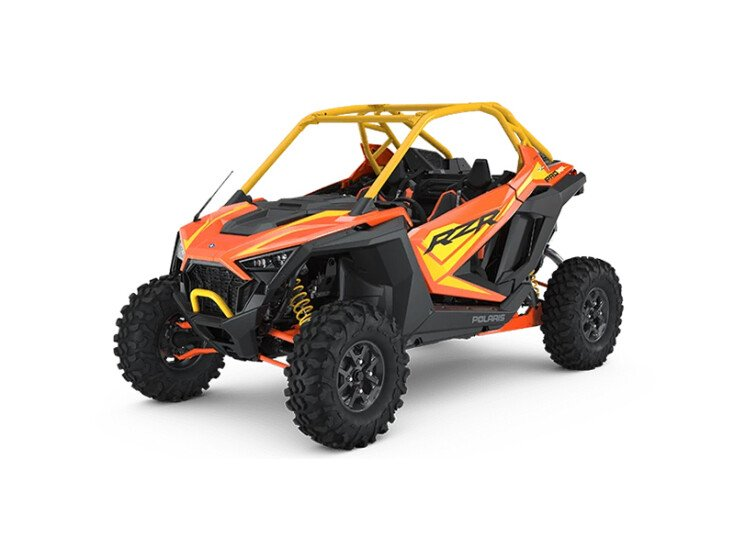 2020 Polaris RZR Pro XP Orange Madness LE specifications