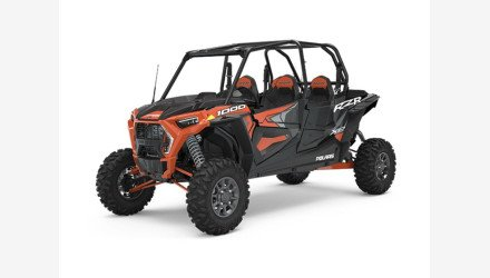 2020 Polaris RZR XP 4 1000 for sale 200785875