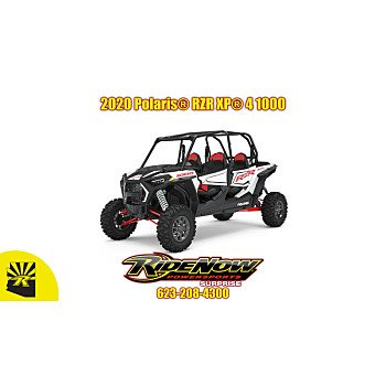 2020 Polaris RZR XP 4 1000 for sale 200808384