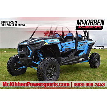 2020 Polaris RZR XP 4 1000 for sale 200827196