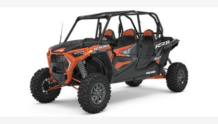 2020 Polaris RZR XP 4 1000 for sale 200876325