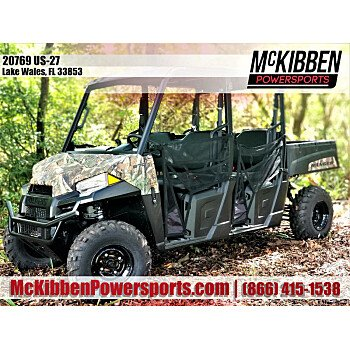 2020 Polaris Ranger Crew 570 for sale 200820559