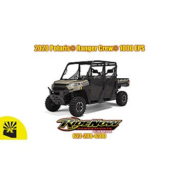 2020 Polaris Ranger Crew XP 1000 for sale 200808452