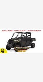 2020 Polaris Ranger Crew XP 1000 for sale 200808552