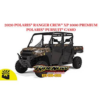 2020 Polaris Ranger Crew XP 1000 for sale 200811903