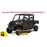 2020 Polaris Ranger Crew XP 1000 for sale 200813632