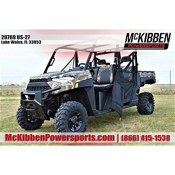 2020 Polaris Ranger Crew XP 1000 for sale 200820566