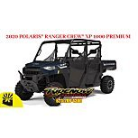 2020 Polaris Ranger Crew XP 1000 for sale 200833887