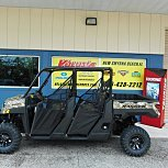 2020 Polaris Ranger Crew XP 1000 for sale 200834234
