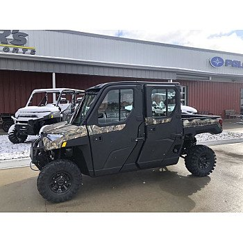 2020 Polaris Ranger Crew XP 1000 for sale 200834504