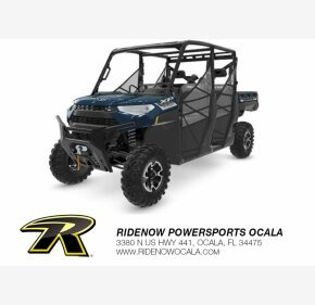 2020 Polaris Ranger Crew XP 1000 for sale 200863560